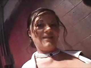 Blowjob Facial Milf vid: First interacial Gangbang for married Wife