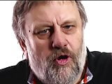 Online dating. Tell me about it, Slavoj.