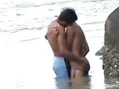 vangst op het strand 2