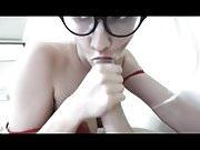 WebcamAnal and Deep Blowjob Blonde