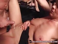 Velvet Swingers Club Solo un altro giorno Un altro trio