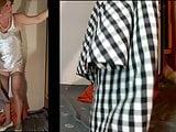 I Love crossdress in plaid skirt # 62