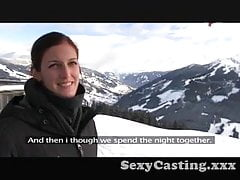 Casting Sex up the mountains !!!