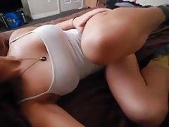 Teen selfie masturbatie