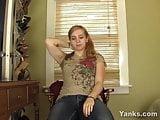 Yanks Redhead Paige's Purple Vibe