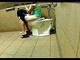 Sexy Toilet Girl 18