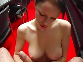 german girlfriend handjob