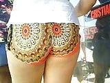 rabudas shortinho e jeans colado big ass teen brunette bun1