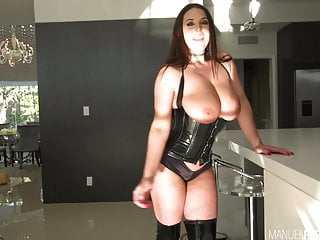 Angela White's Asshole Will Never Be The Same!