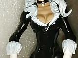 FIGURE BUKKAKE Black Cat 2