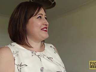 Anal Big Boobs xxx: Laura Louise is a chubby slut who loves to be fucked roughly