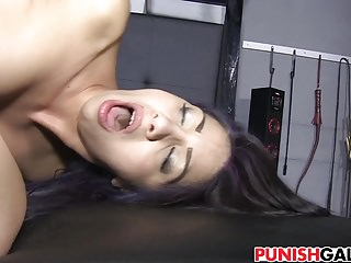 Julia sex Lucia gets punished the right way
