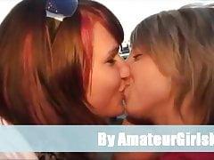 Collections de baisers amateurs