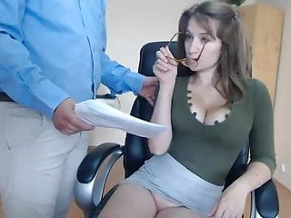 Webcam Secretary video: Dajia sexy (5)