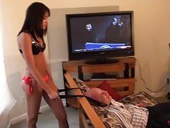 Logan's Revenge - Cruel Breathplay di Sexy Girl
