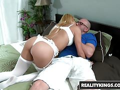 RealityKings - 8th Street Latinas - Jmac Marina Angel - Amore