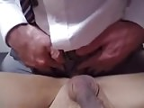 POV breeding of twink by suited Daddy