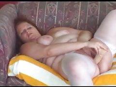 Adrienne BBW VS BBC Anal # 1