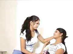 Indischer Lesbensex