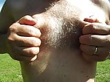 My hairy A cups