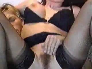 Stockings Fuck Scene With Erika Bella Getting A Handjob Facial