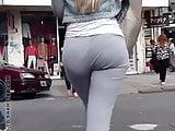 Hot Sexy Real Ass Pants Voyeur
