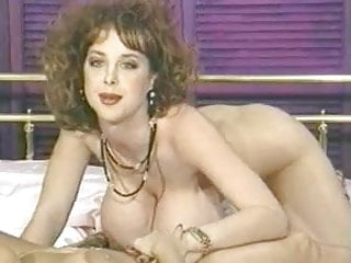 Lesbians Pornstars video: Letha Weapons and Diane Cannon - Tit To Tit #3 (1994)