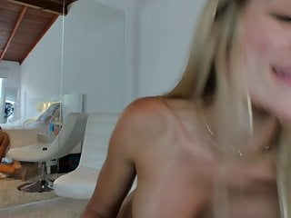 Big Tits Big Ass Webcam video: Hot Tanned Colombian Girl Big Ass Big Tits Sucking Dildo