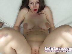 Lelu Love-Fucking Vaše žena Boss Virtual POV