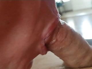 Lady J sucks cock with college football on