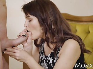 Milf Mature Babe video: MOM Horny Russian MILF Dominica Phoenix fucked in hotel