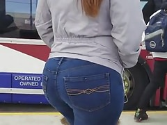 Candid Insane ass part 4
