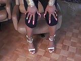 Lofiatona sexy pink nails 4