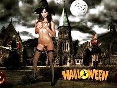 Videoclip - Fröhliches Halloween