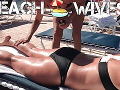 Beach Wives Tanning