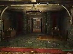 Niegrzeczna gra Skyrim część 2