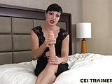 After you cum you are going to eat it all up CEI