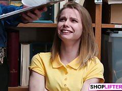 Shoplifting Querida Catarina Fica Bateu