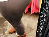 Alyssa bbw gigantic ass.... OMG, pt.2