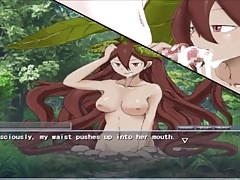 Monster Mädchen Quest