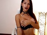 Lingerie sexy Tgirl