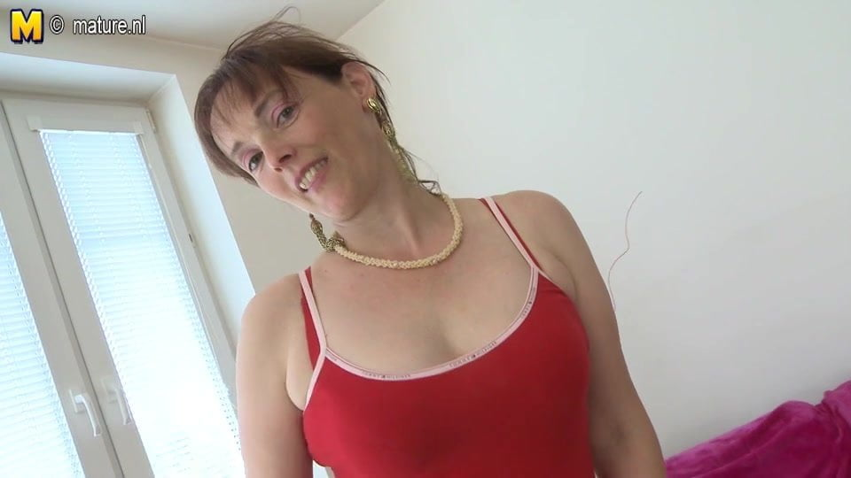 Blonde Milf Fucks Son S Friend