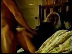 blonde gets fucked while hubby out