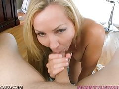 Sexy British MILF And Naughty Blow Job Pro Lisa Demarco