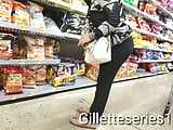 Candid mix store follow