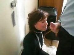 Il miglior pompino della moglie