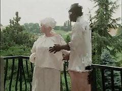 Ältere italienische Maid Huge Tits Arschfick BBC