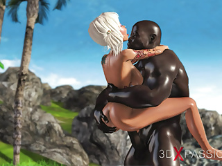 Hd Videos video: Sweet schoolgirl dreams to have sex with a black man outdoor