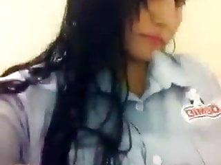 Brunette Mature Latina video: bimbo!