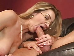 Mature Wife with Glasses Anal Fucked by snahbrandy